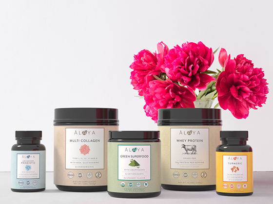 online contests, sweepstakes and giveaways - Win a Variety Pack from Alaya Naturals!