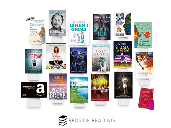 online contests, sweepstakes and giveaways - Win a $25 Amazon Gift Card from Bedside Reading!