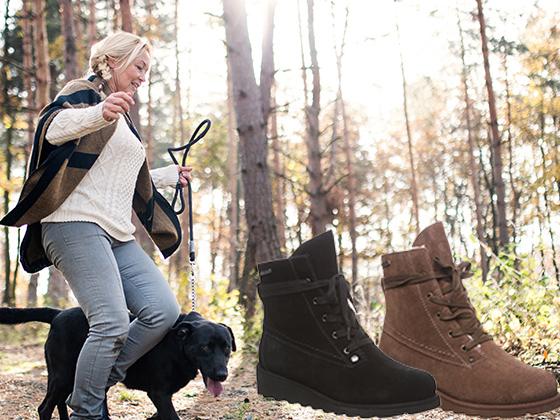 Win Harmony Boots from BEARPAW!