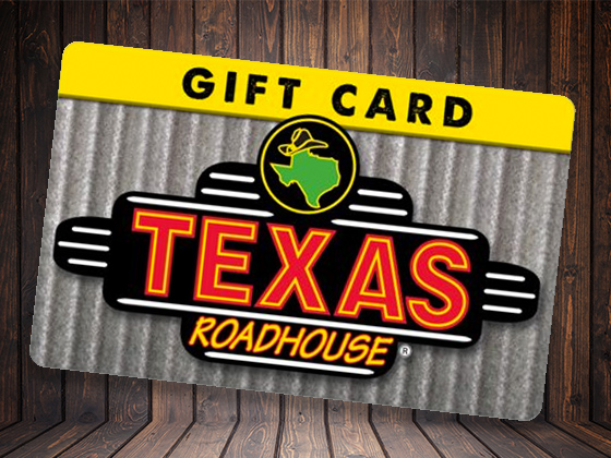 online contests, sweepstakes and giveaways - Win a $100 Texas Roadhouse Gift Card!