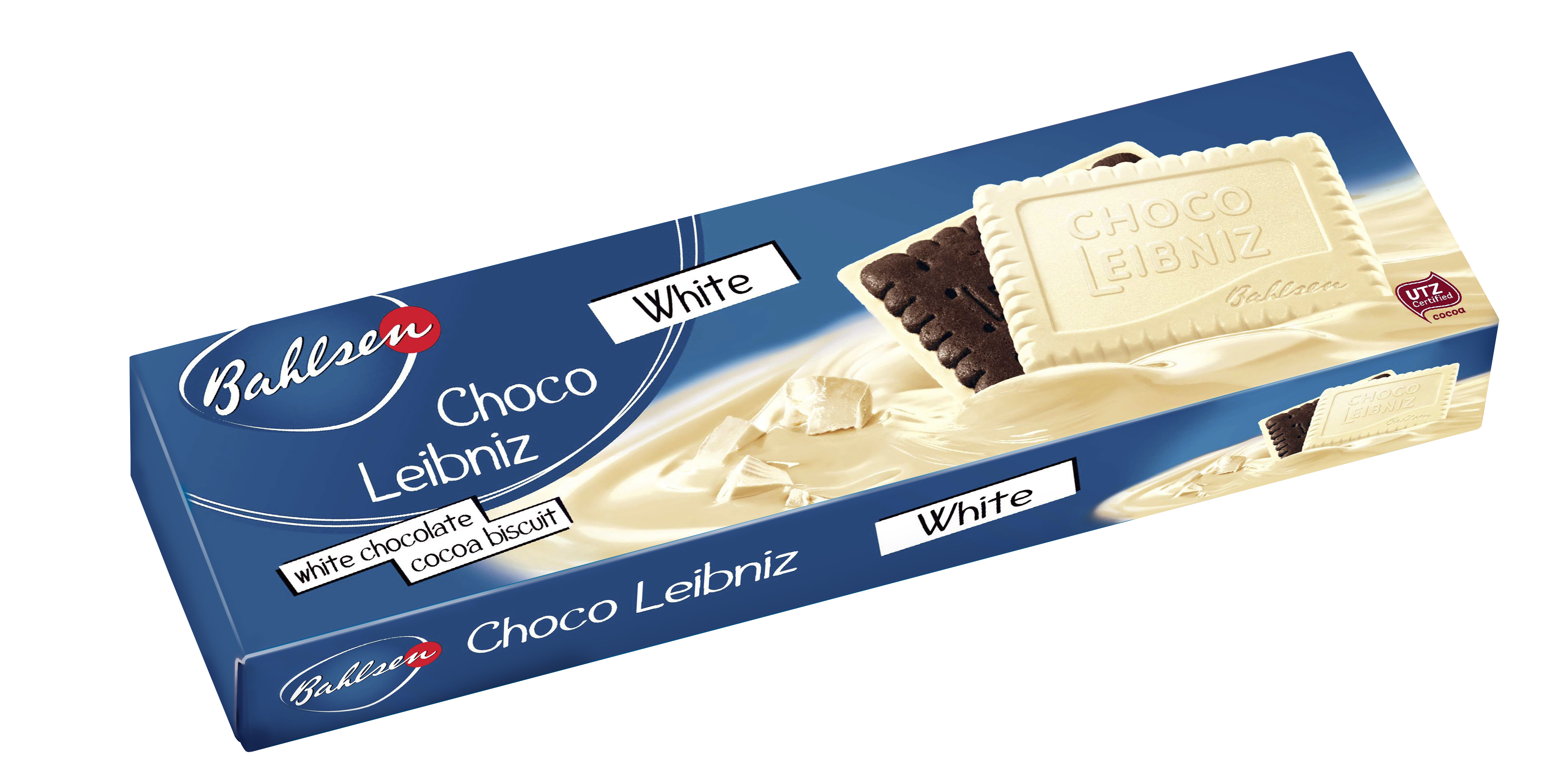 Win A Month S Supply Of The New Choco Leibniz White